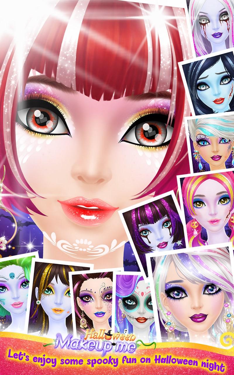 Halloween-Makeup-Me