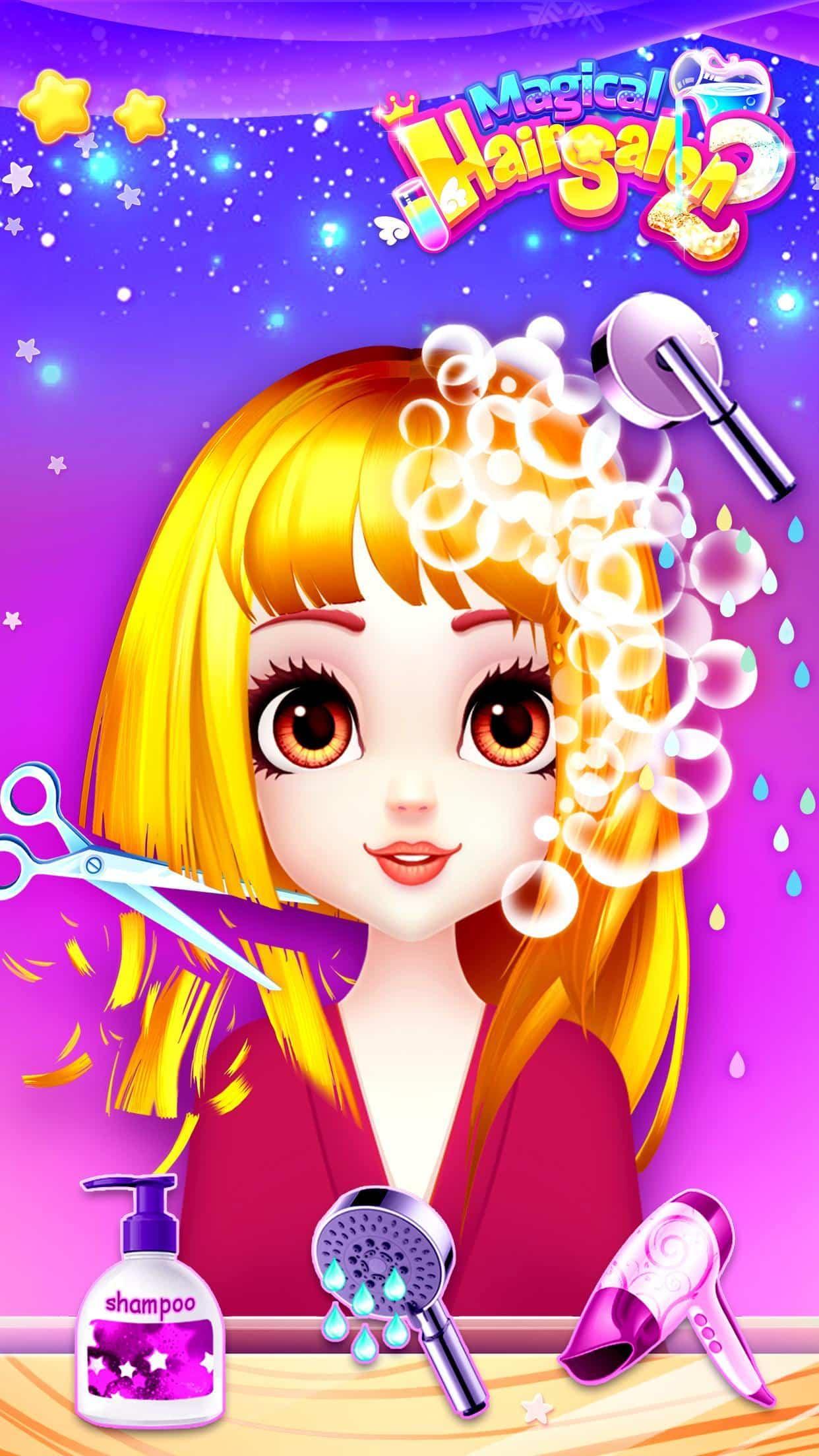 Magical-Hair-Salon