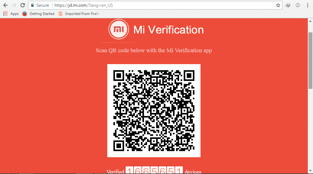 Melalui-QR-Core-Mi-Verification