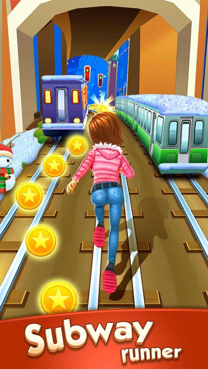 Subway-Run-Princess-Runner