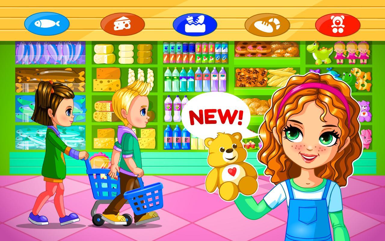 Supermarket-Game