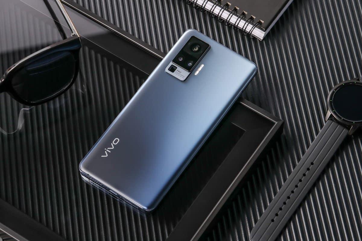 Vivo-X50